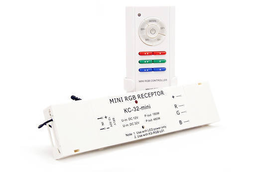 rgb контроллер с радиопультом