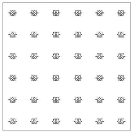 Модуль на 12 светодиодов