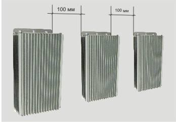 Расстояние между блоками питания для светодиодов