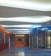 освещение фойе галереи