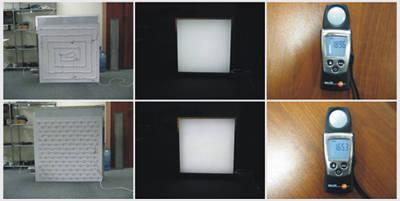 Результаты измерений, а также информация о количестве, потребляемой мощности и стоимости (на апрель-март 2009 года) используемых в тесте источников света