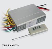 Трехканальные контроллеры для светодиодов