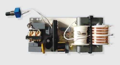 электронный трансформатор для галогенных ламп.