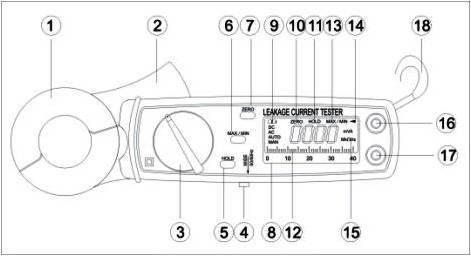 Прибор электроизмерительный СМ-03